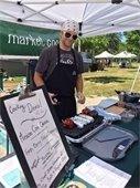 Chef Jesse Nemeth of The Salt & Sugar Co.