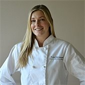 Chef Kristi Zebrowski of Grace Savory & Sweet
