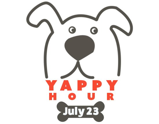 Yappy Hour - July 23