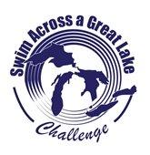 Swim Across A Great Lake Logo