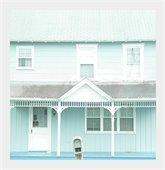 Blue Blue Blue House
