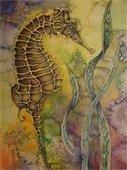 Sea Horse by Tina Hotchkiss