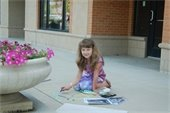 Therapeutic Recreation's Sidewalk Chalk Contest