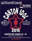 Canton Idol