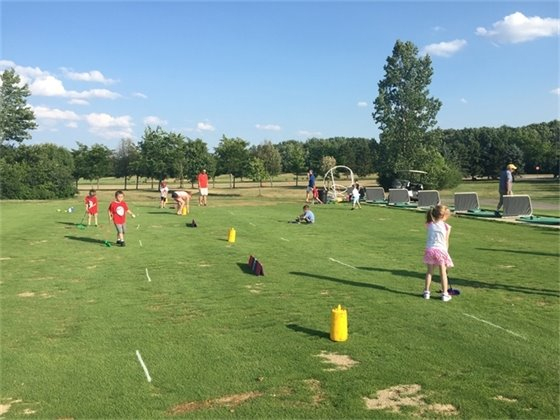 Start Smart Beginner Golf class