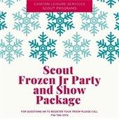 Scout Frozen Jr. Party image