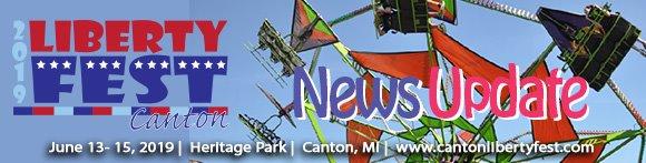 Canton Liberty Fest  | June 13-15, 2019 | Heritage Park