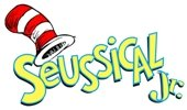 Suessical Jr. performance logo