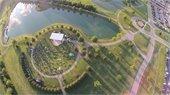 Heritage Park Drone Photo