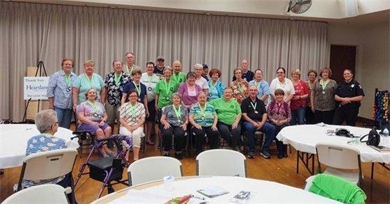 2019 Club 55+ Games participants photo