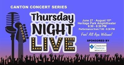 Thursday Nigh LIVE concert series