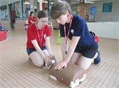 Lifeguard Training class photo