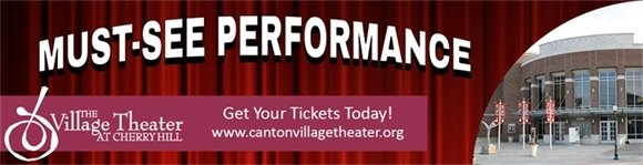 Village Theater Must-See Performance Header Get Your Tickets Today!