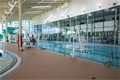 Photo of Summit lap pool in the Aquatic Center