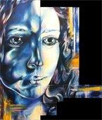 Portrait (Jess) by Melissa Sheffer