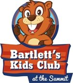 Bartlett's Kids Club at the Summit logo