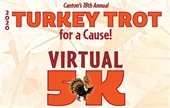 Canton's Virtual Turkey Trot