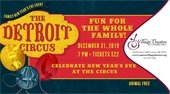 The Detroit Circus ad