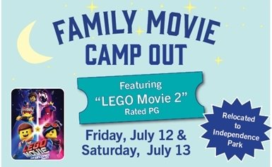 Family Movie Camp Out