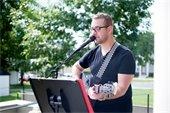 Musician Ryan Brake.
