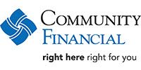 Community Financial Logo