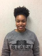 BLOCK Staff member Rebecca