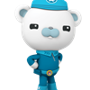 Captain Barnacles of the Octonauts™