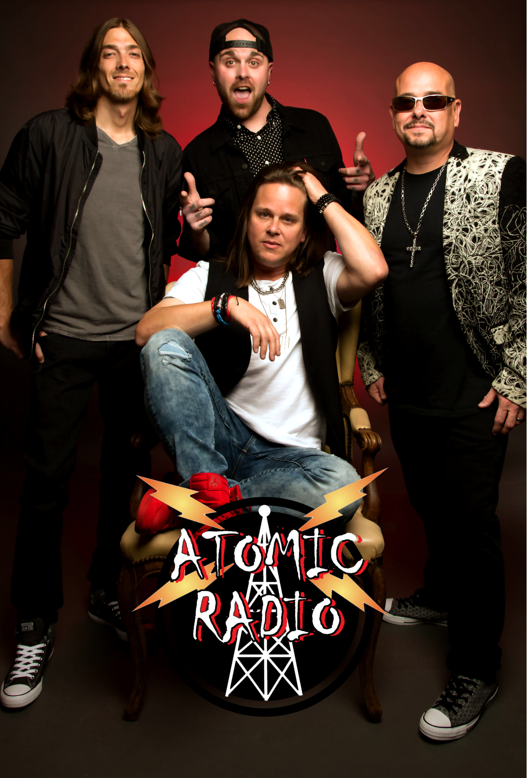 Atomic Radio Band Photo