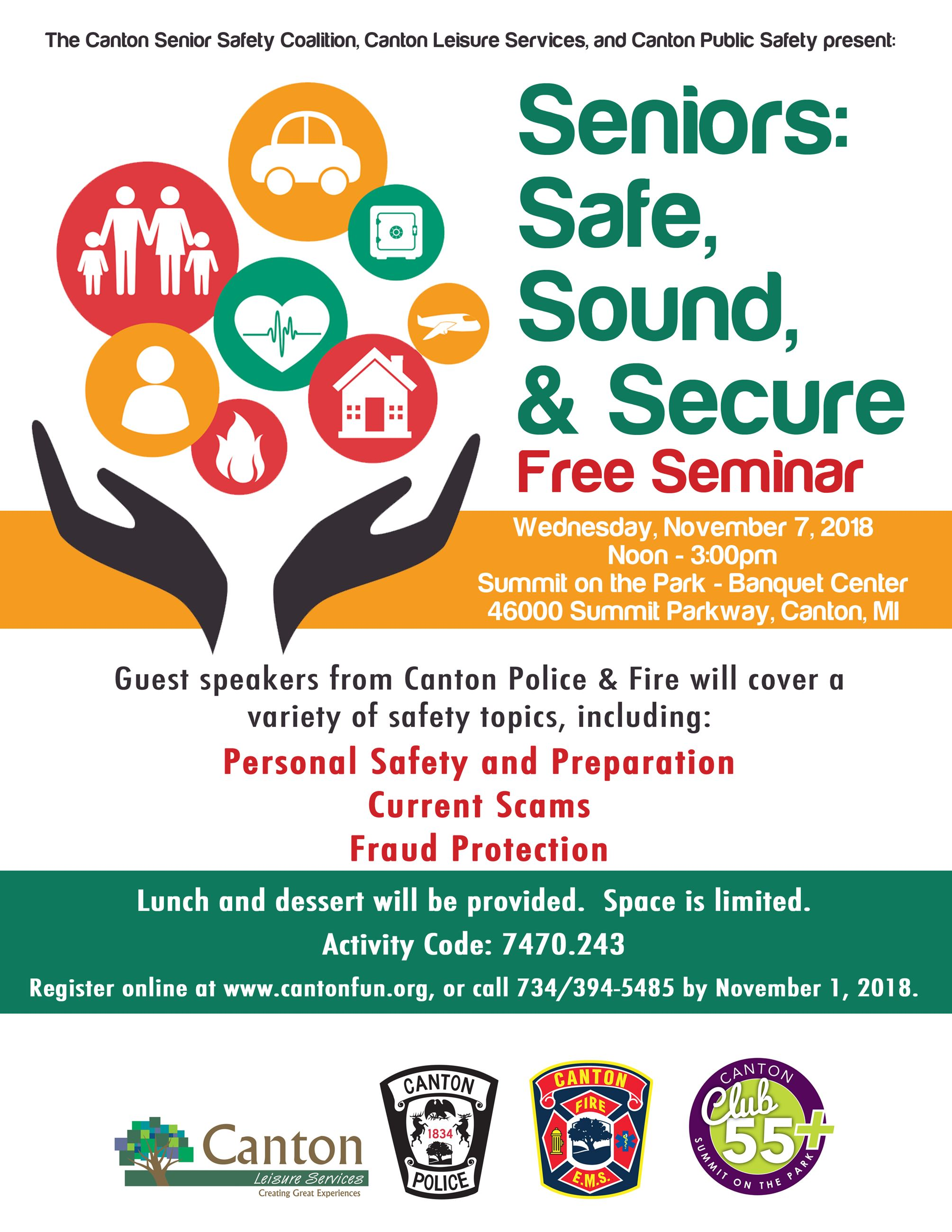 SeniorSafety 2018