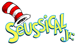 Seussical Jr. Logo