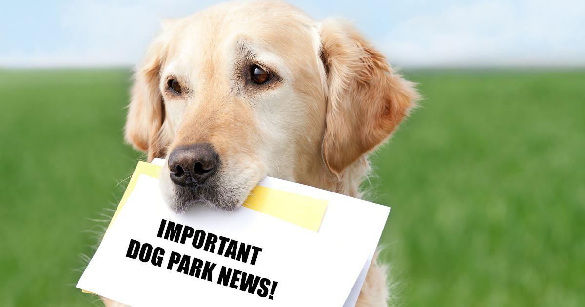 Dog Park   Canton Township, MI - Official Website