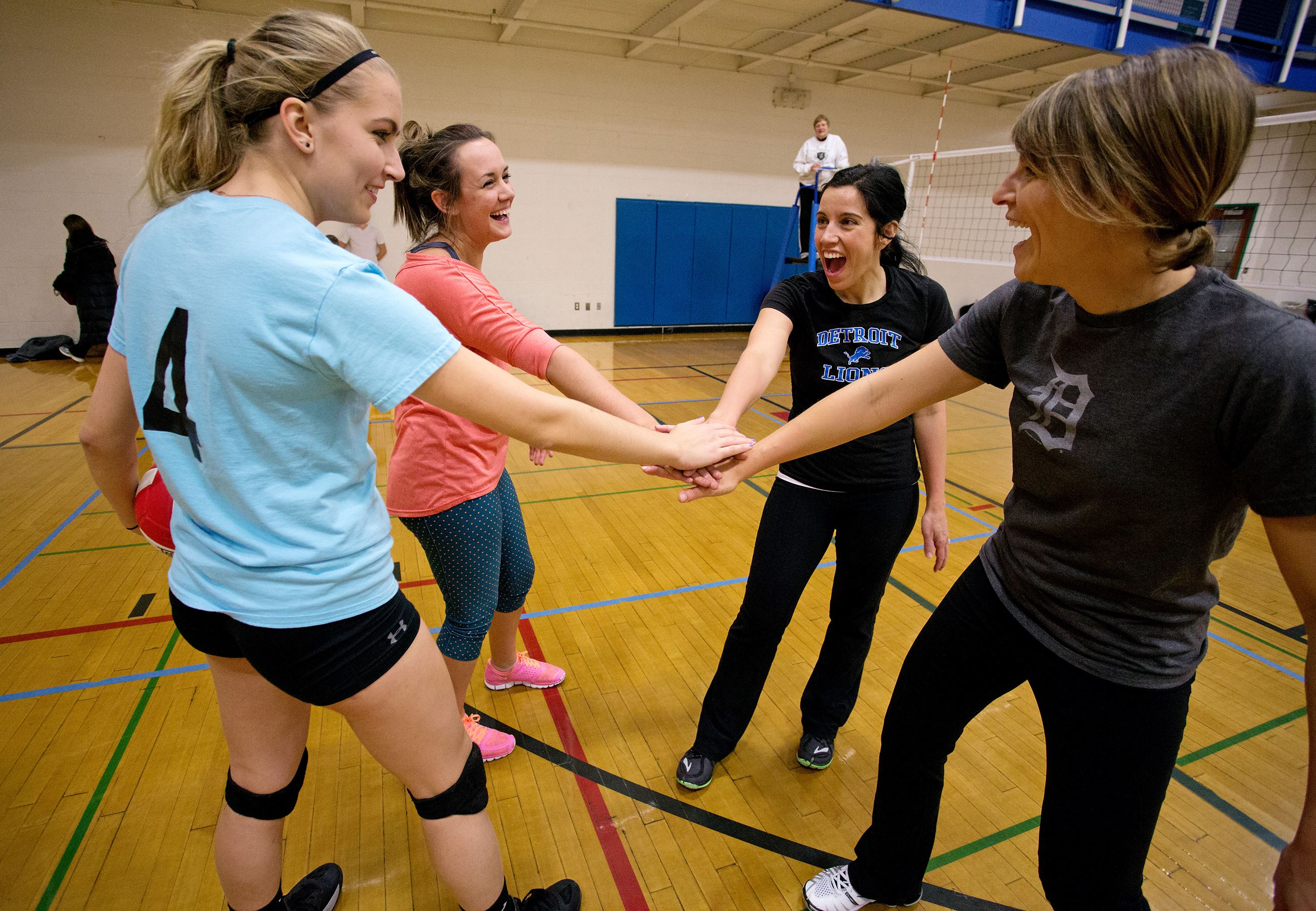 Volleyball | Canton Township, MI - Official Website
